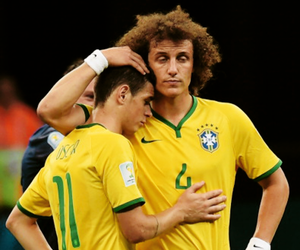 brazil, oscar, and david luiz image
