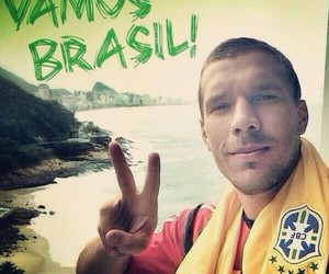 brazil, ger, and poldi image
