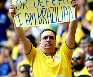brazil, brasil, and world cup image