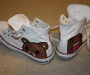 domo, converse, and shoes image