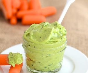 avocado, healthy, and vegan image