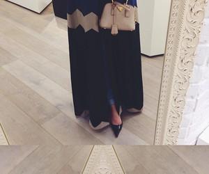 style, girl, and hijab image