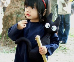 child, cosplay, and ghibli image