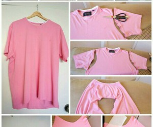 Shirt Diy Likeit Love Doit Pink Fun Pretty Cute