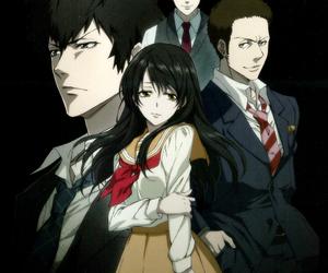 manga, anime, and psycho-pass image