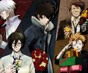 anime and psycho-pass image