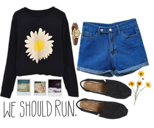 alaska, outfit, and Polyvore image