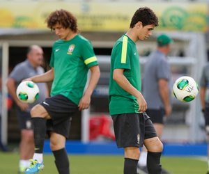 david luiz and brazil image