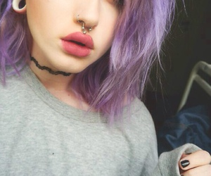 Piercings and pretty image