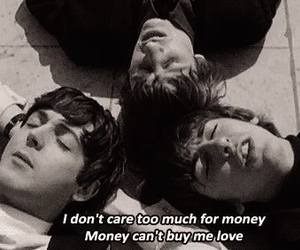 the beatles, money, and beatles image