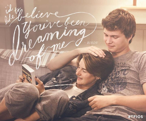 tfios, the fault in our stars, and augustus waters image