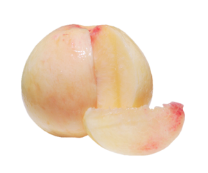 peach, edit, and fruit image