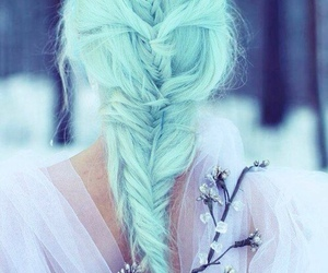 hair styles, pretty, and hair colors image