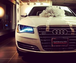 audi, Dream, and gift image