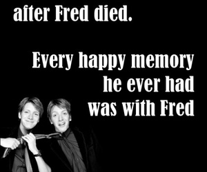 black and white, cry, and Fred image