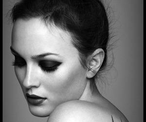 actress, blair, and leighton meester image