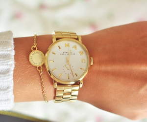 fashion, watch, and marc jacobs image