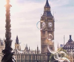 london, beautiful, and Big Ben image