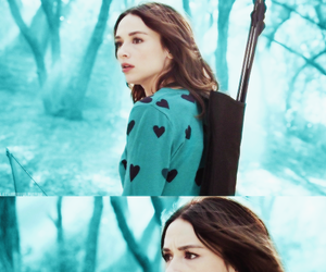 teen wolf, crystal reed, and girl image