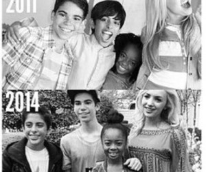 black and white, cameron boyce, and cool image