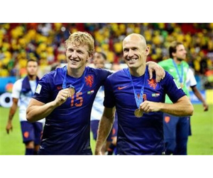 dutch, robben, and the netherlands image