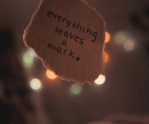 mark, everything, and quote image