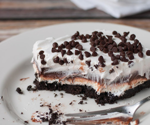 cream cheese, chocolate, and dessert image