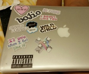 apple, awesome, and laptop image