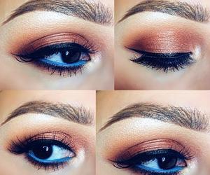 amazing, beautiful, and eyebrows image