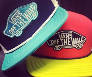 vans and hat image