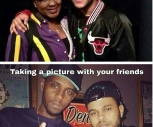abel, funny, and the weeknd image