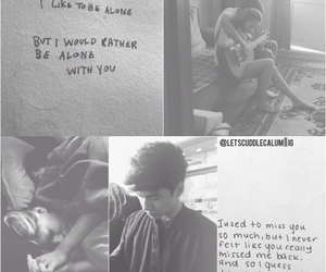 couples, tumblr, and 5 seconds of summer image