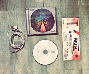 apple, cd, and concert image