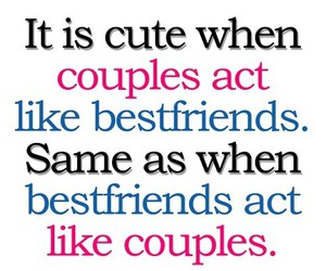 couple, cute, and act image