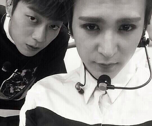 beast, dongwoon, and dongjoon image