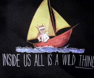 where the wild things are, wild, and thing image