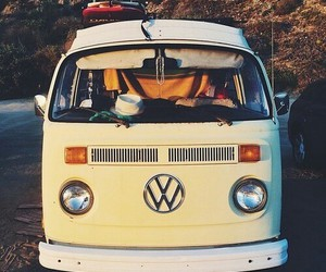 hipster, summer, and travel image