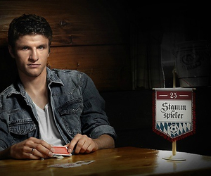 baby, muller, and football image