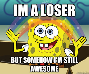 colorful, funny, and loser image
