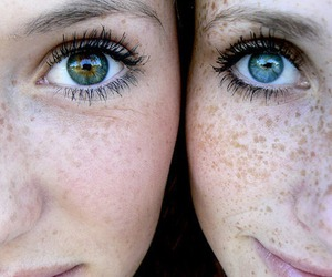 beautiful, green, and olhos image