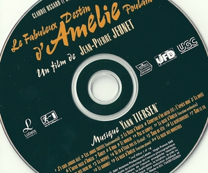 amelie, art, and tiersen image