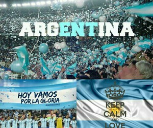 argentina and love image