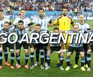 argentina, cup, and win image