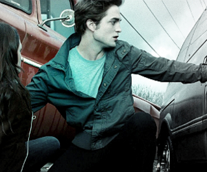 twilight, edward cullen, and robert pattinson image
