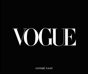 vogue, fashion, and black image