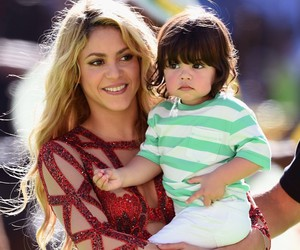 shakira, milan, and world cup image