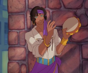 disney, esmeralda, and esmeraldo image