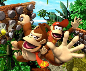 donkey kong and video game image