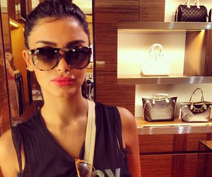 girl, Louis Vuitton, and sunglasses image
