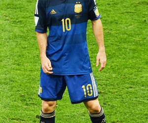 argentina, fc barcelona, and lionel messi image